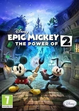 Disney Epic Mickey: Две Легенды