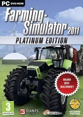 Farming Simulator 2011 Platinum Edition