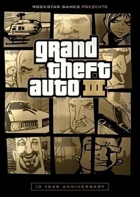 Grand Theft Auto 3: High Quality