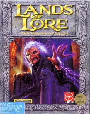 Lands of Lore: The Throne Of Chaos