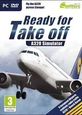 Ready for Take off A320 Simulator