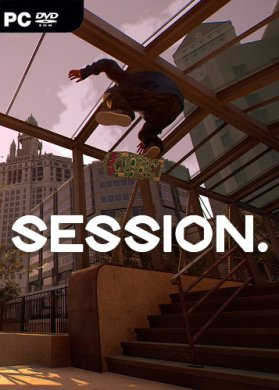 Session: Skateboarding Sim Game