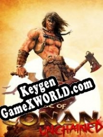 CD Key генератор для  Age of Conan Unchained