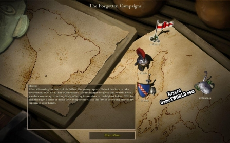 Ключ для Age of Empires II HD The Forgotten