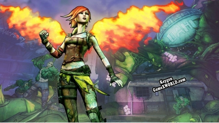 Borderlands 2 Commander Lilith  the Fight for Sanctuary генератор ключей
