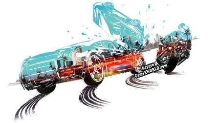 Ключ для Burnout Paradise Remastered