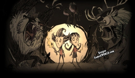 CD Key генератор для  Dont Starve Together