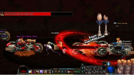 Dungeon Fighter Online генератор ключей