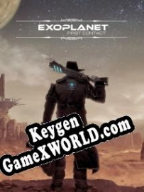 Генератор ключей (keygen)  Exoplanet First Contact
