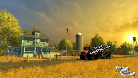 Ключ для Farming Simulator 2013