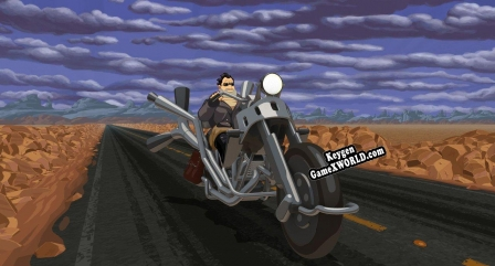 Ключ для Full Throttle Remastered