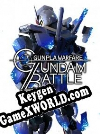 GUNDAM BATTLE GUNPLA WARFARE ключ бесплатно