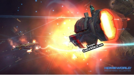 Homeworld Remastered Collection CD Key генератор