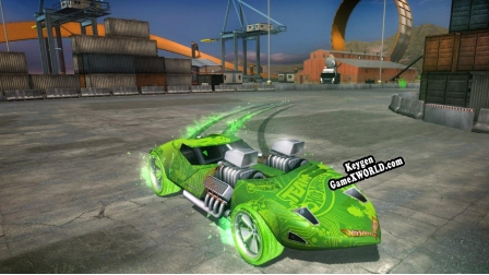 Ключ для Hot Wheels Worlds Best Driver