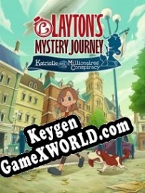 LAYTONS MYSTERY JOURNEY Katrielle and the Millionaires Conspiracy ключ активации