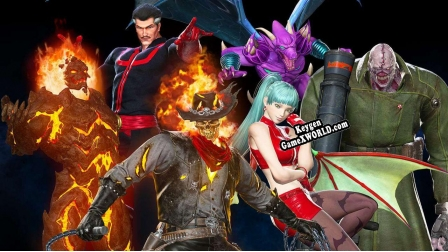 Marvel vs. Capcom Infinite - Mystic Masters Costume Pack генератор ключей