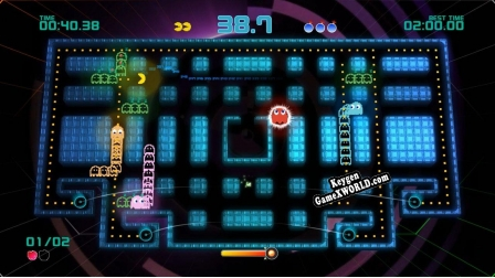 PAC-MAN CHAMPIONSHIP EDITION 2 CD Key генератор