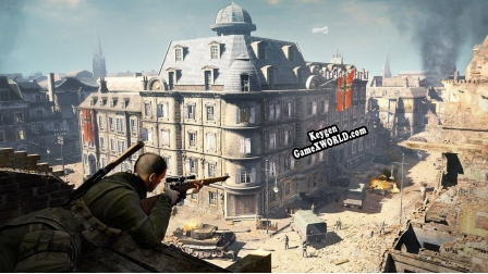 Генератор ключей (keygen)  Sniper Elite V2 Remastered