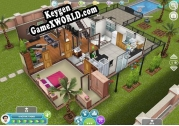 Генератор ключей (keygen)  The Sims FreePlay