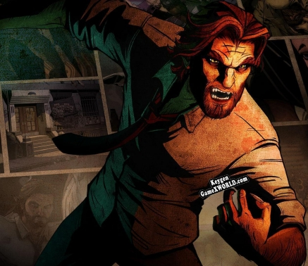 CD Key генератор для  The Wolf Among Us