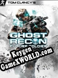 Tom Clancys Ghost Recon Future Soldier ключ активации
