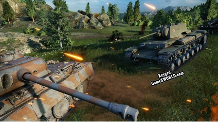 World of Tanks Independence CD Key генератор