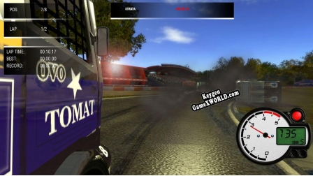 World Truck Racing CD Key генератор