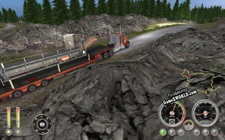 Русификатор для 18 Wheels of Steel Extreme Trucker 2