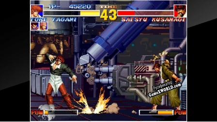 Русификатор для ACA NEOGEO THE KING OF FIGHTERS 95