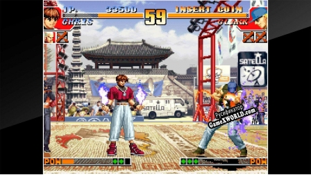 Русификатор для ACA NEOGEO THE KING OF FIGHTERS 97