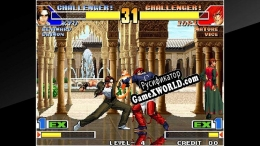 Русификатор для ACA NEOGEO THE KING OF FIGHTERS 98