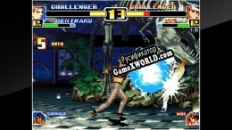 Русификатор для ACA NEOGEO THE KING OF FIGHTERS 99
