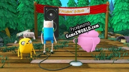 Русификатор для Adventure Time Finn and Jake Investigations