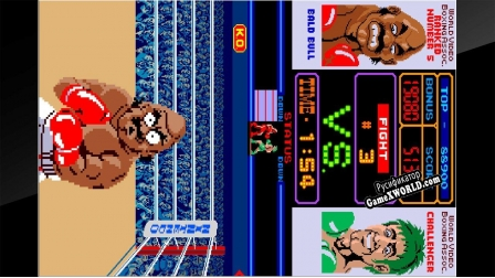 Русификатор для Arcade Archives PUNCH-OUT