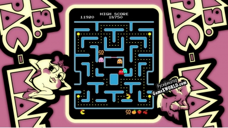 Русификатор для ARCADE GAME SERIES Ms. PAC-MAN