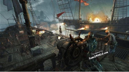 Русификатор для Assassins Creed IV Black Flag - Freedom Cry
