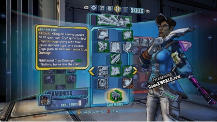 Русификатор для Borderlands The Pre-Sequel - Lady Hammerlock Pack