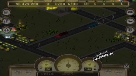 Русификатор для Bus Tycoon ND (Night and Day)