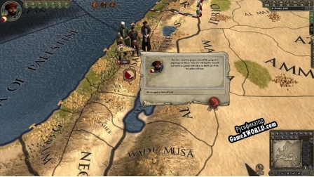 Русификатор для Crusader Kings II Sons of Abraham