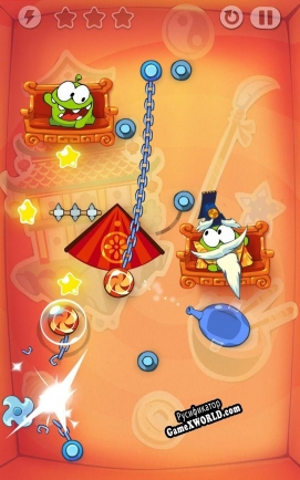 Русификатор для Cut the Rope Time Travel HD