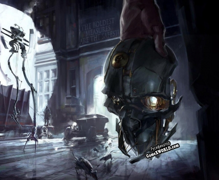 Русификатор для Dishonored Definitive Edition