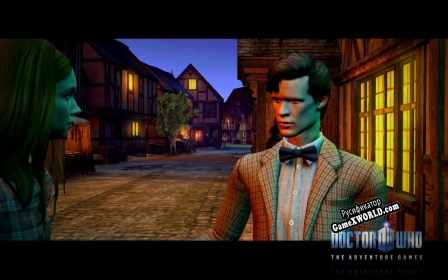 Русификатор для Doctor Who The Adventure Games