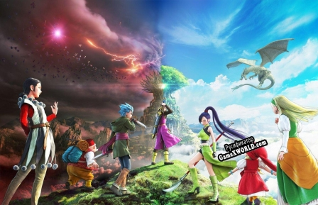 Русификатор для DRAGON QUEST XI Echoes of an Elusive Age