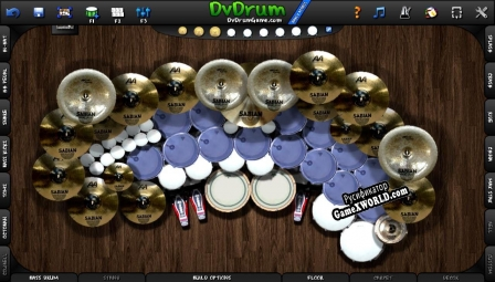 Русификатор для DvDrum, Ultimate Drum Simulator