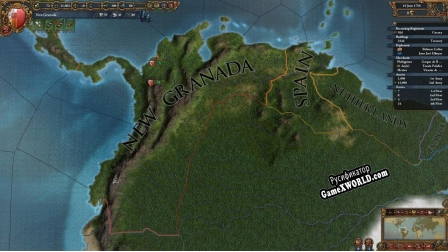 Русификатор для Europa Universalis IV Conquest of Paradise