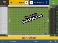 Русификатор для Football Manager Mobile 2017