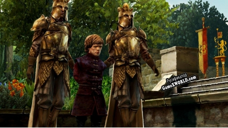 Русификатор для Game of Thrones Episode Three - The Sword in the Darkness