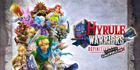 Русификатор для Hyrule Warriors Definitive Edition
