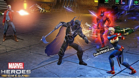 Русификатор для Marvel Heroes Omega - War Machine Founders Pack