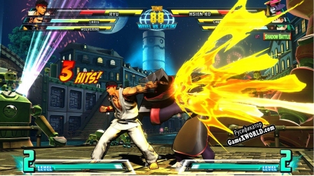 Русификатор для Marvel vs. Capcom 3 Fate of Two Worlds